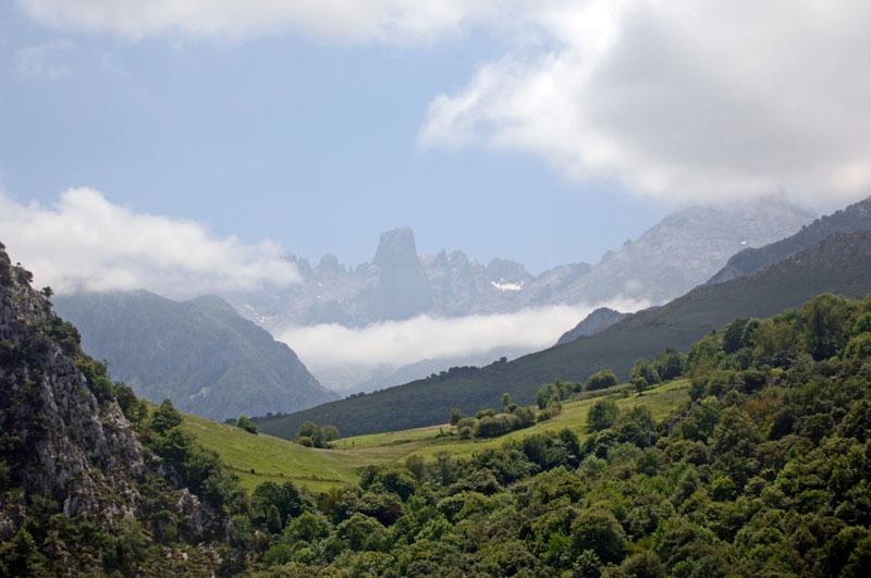 Экскурсии в горы Кантабрии на севере Испании