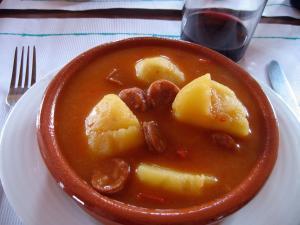блюда Риохи
