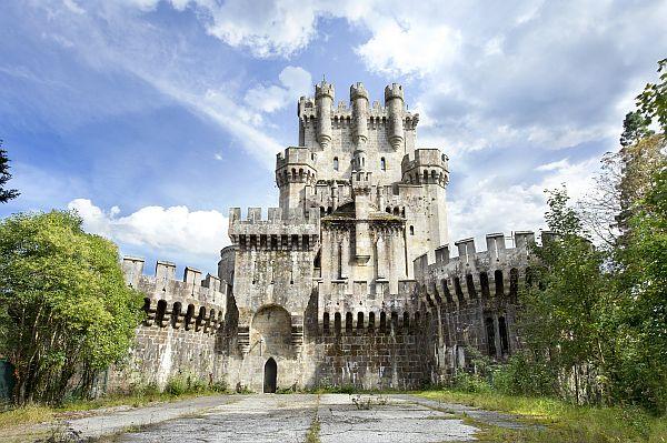 экскурсии в замки севера Испании