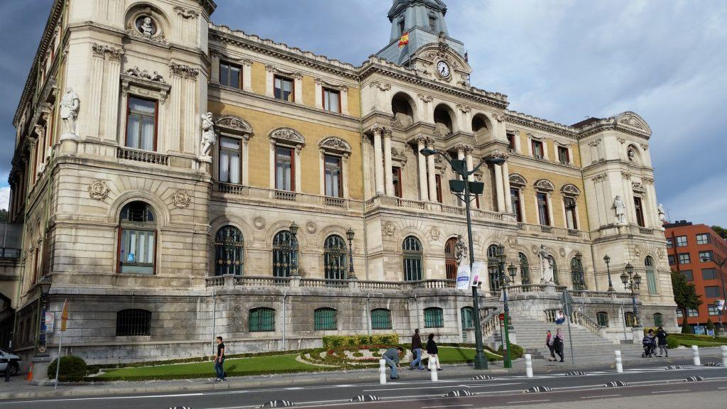 Экскурсии по исторической части Бильбао