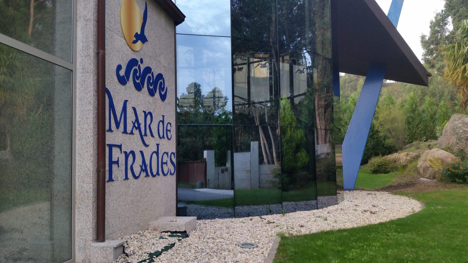визит в винодельню Мар де Фрадес