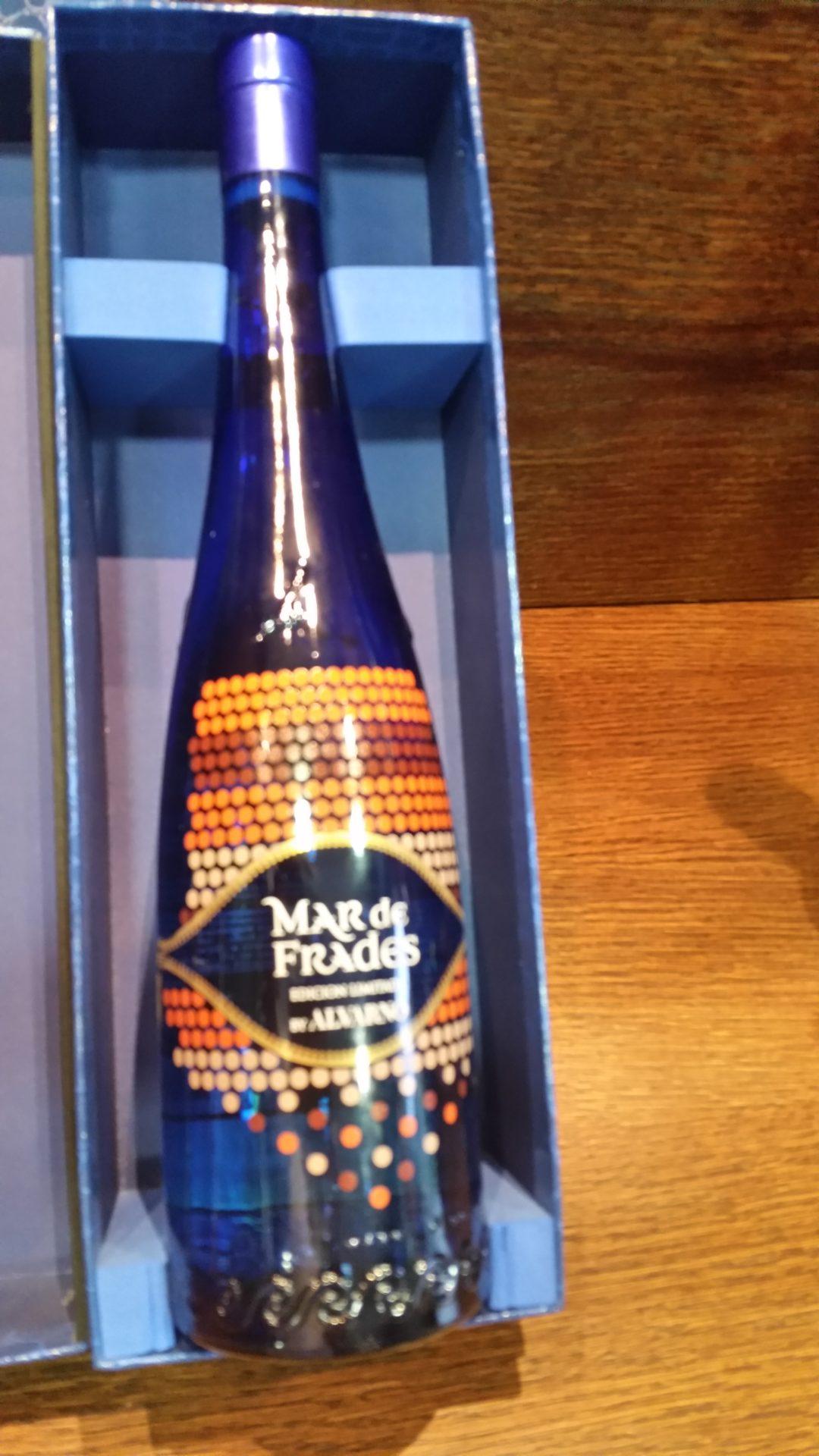 Визит и знакомство с продуктами винодельни Мар де Фрадес