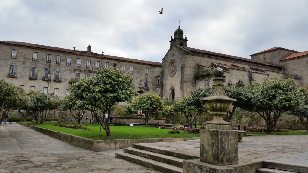 Центр города Понтеведра