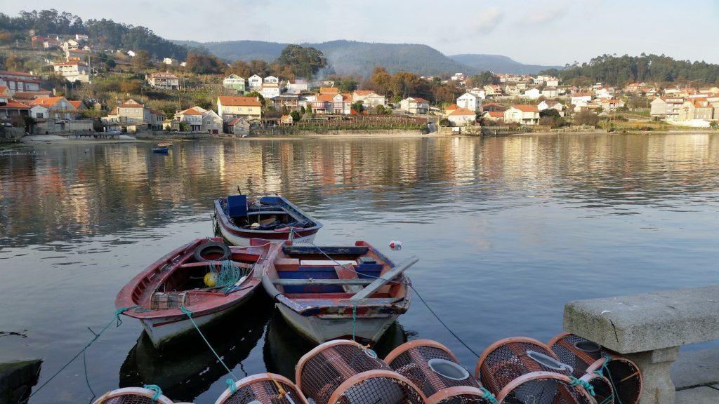 Рыбацкие деревни северной Испании