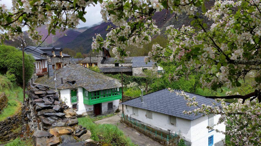 путешествия в горные селения Кастилии и Леона
