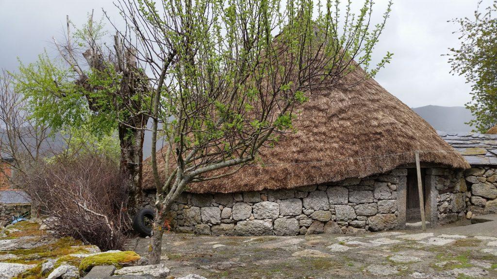 Знакомство с архитектурой домов в горных селениях Кастилии