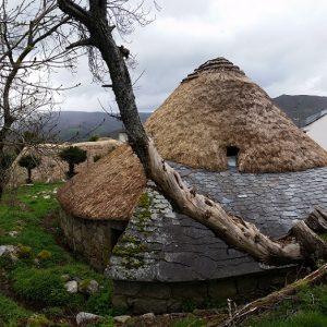Знакомство с типичной архитектурой горных селений севера Испании