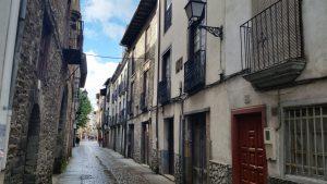 знакомство с архитектурой городов на пути в Сантьяго
