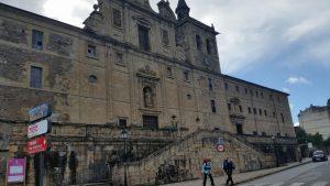 Сопровождение на паломническом пути в Сантьяго