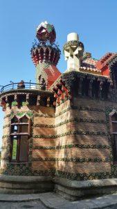Знакомство с работами Гауди в окрестностях Сантандера