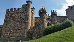 экскурсия в замок тамплиеров с гидом по северу Испании
