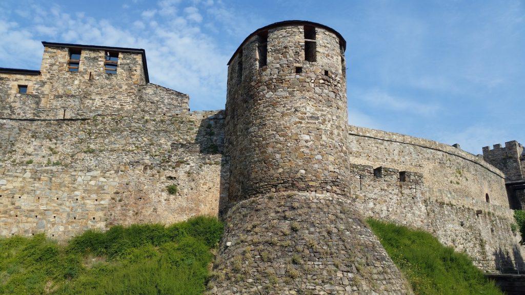 Посещение замков севера Испании