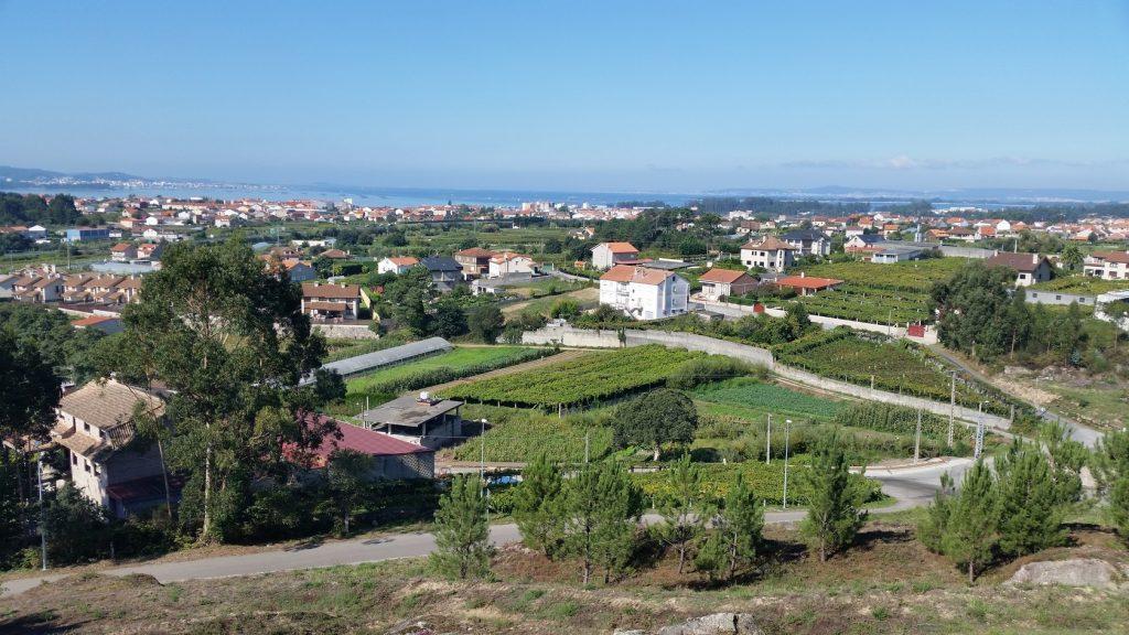 Живописные пейзажи северного побережья Испании