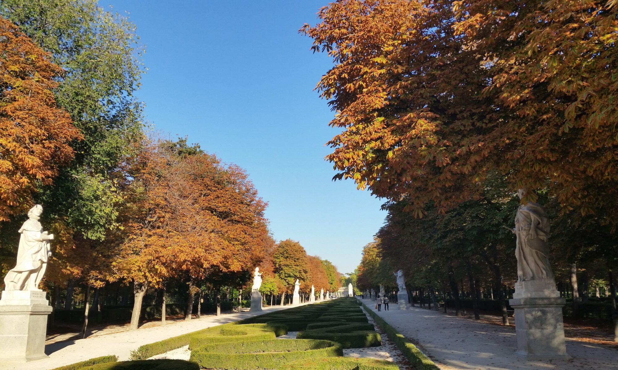 Парки Мадрида