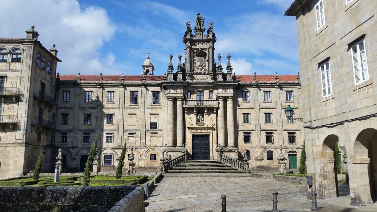 монастыри Сантьяго