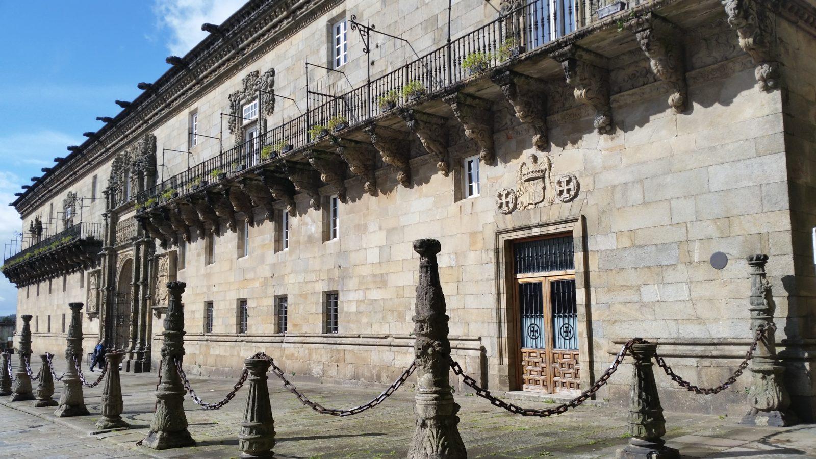 достопримечательности Сантьяго де Компостела фото2