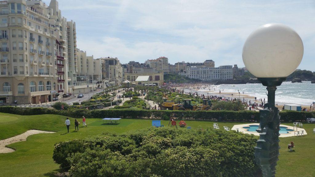Экскурсии в курортные города Страны басков во Франции
