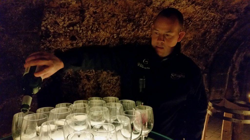 Экскурсии с владельцем винодельни Фабулиста