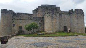 Визиты в крепости северной Испании