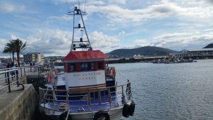 Морские прогулки на кораблях в городе Ферроль