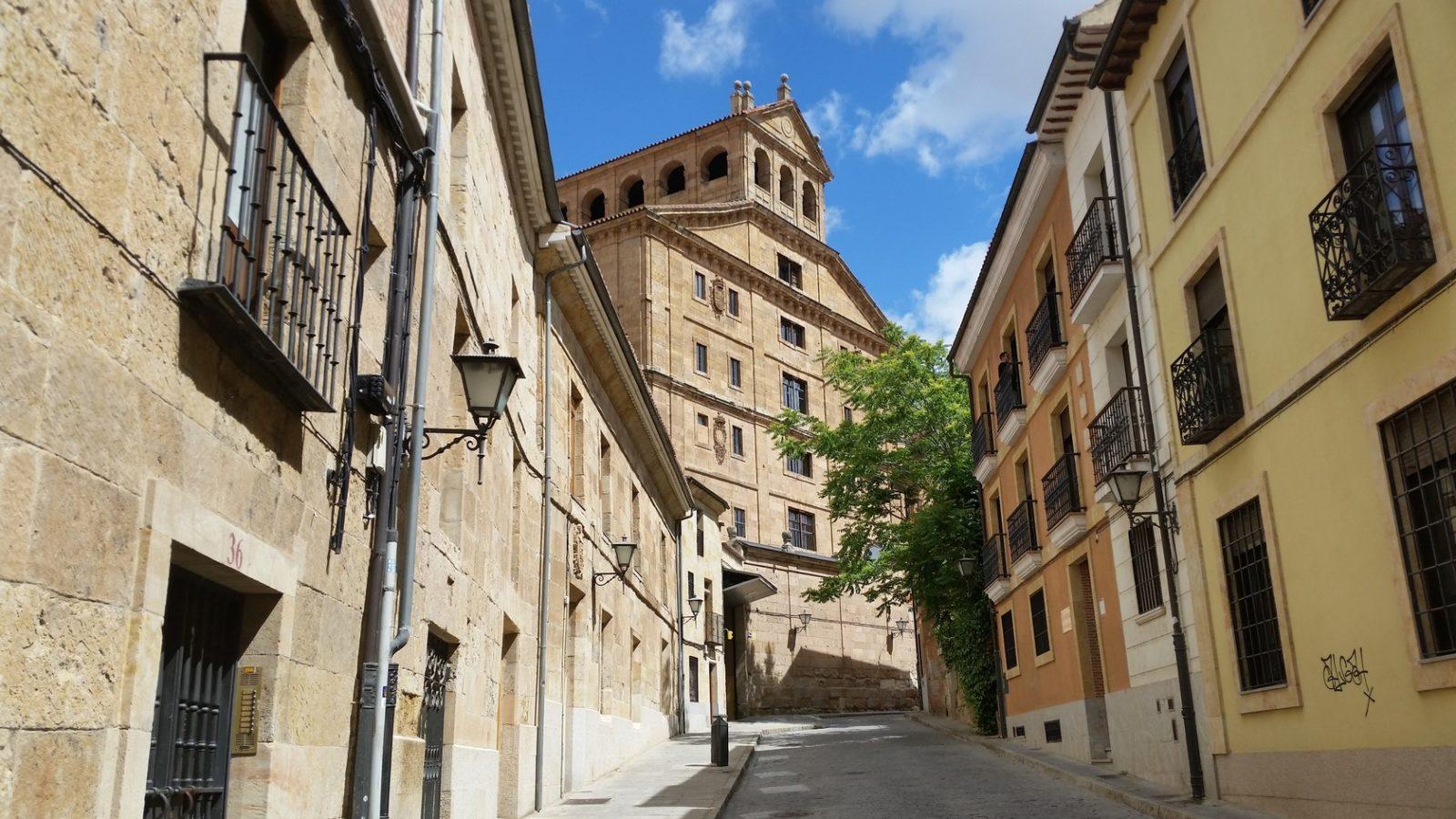 Знакомство с архитектурой Саламанки