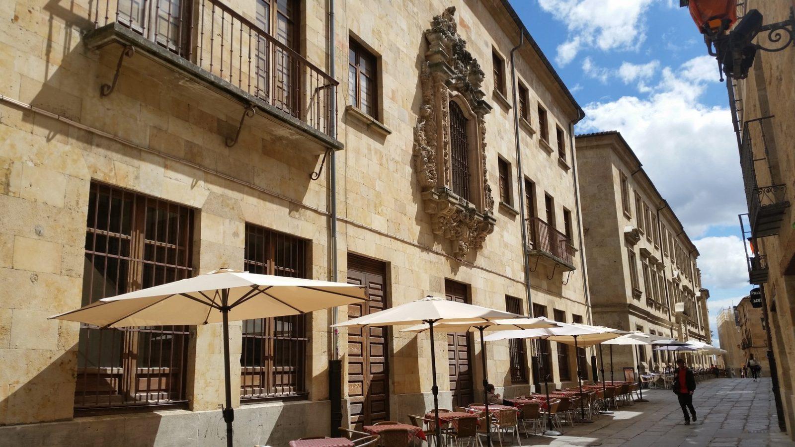 Знакомство с архитектурой северных городов Испании