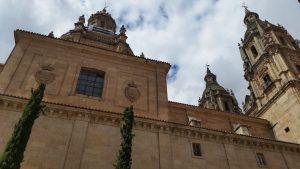 Посещение религиозных центров Саламанки