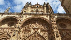 посещение собора Саламанки с гидом