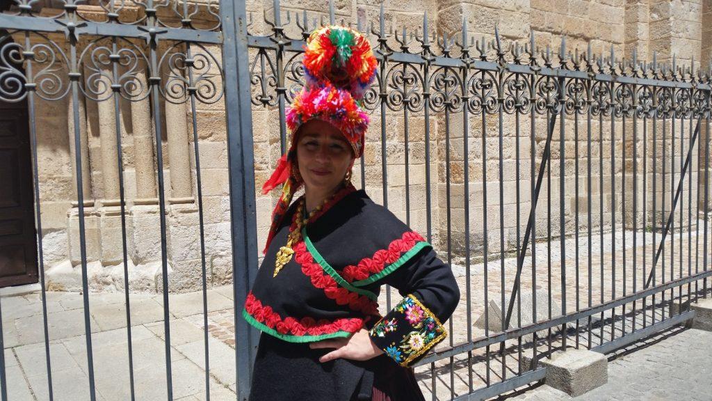 Знакомство с культурными традициями северной Испаниии
