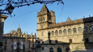 Экскурсия по исторической части Сантьяго де Компостела фото 1