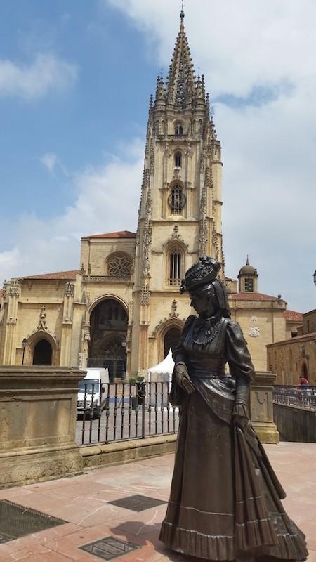 Визиты в столицу Астурии город Овьедо