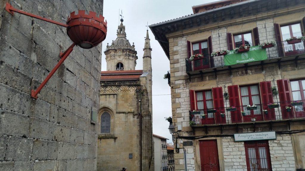 Экскурсии в церкви Страны Басков
