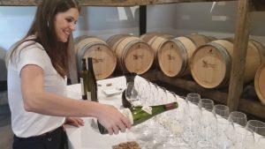 Визиты и дегустации на винодельне Фефинянес