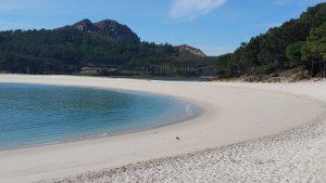 Пляжный отдых в Галисии