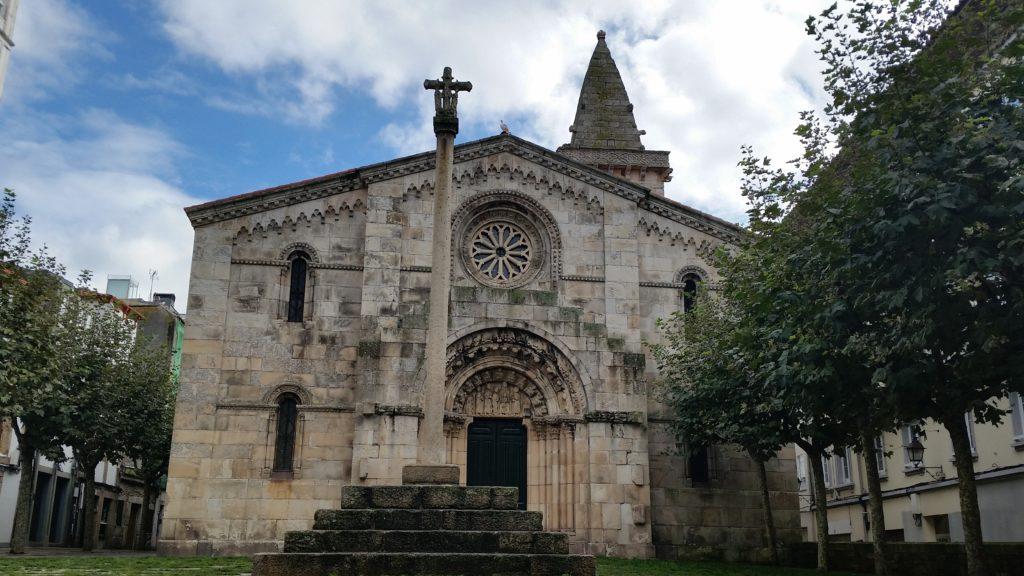 Паломническая церковь Ла Коруньи