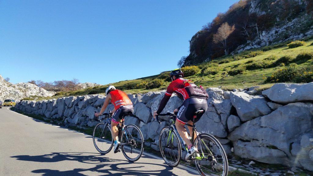 Организация велосипедных туров по северу Испании