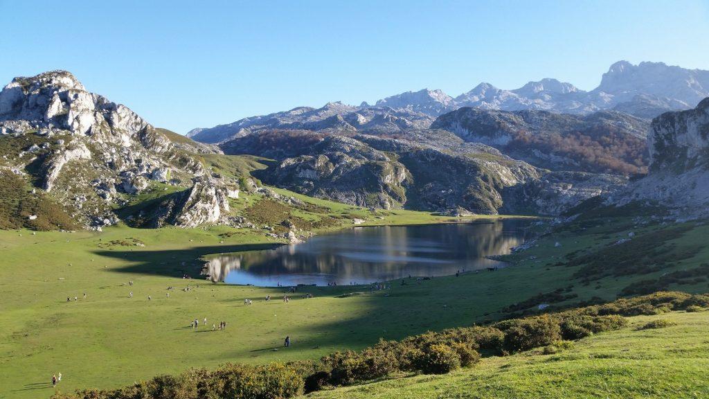 Экскурсии в горы Астурии