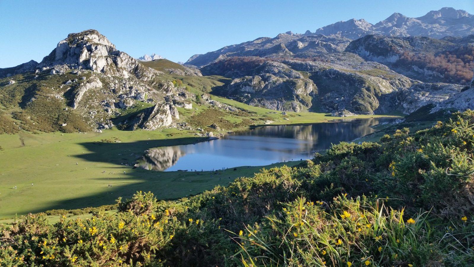 Экскурсии в горный массив Пики Европы
