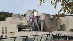 Визиты в музеи Бильбао