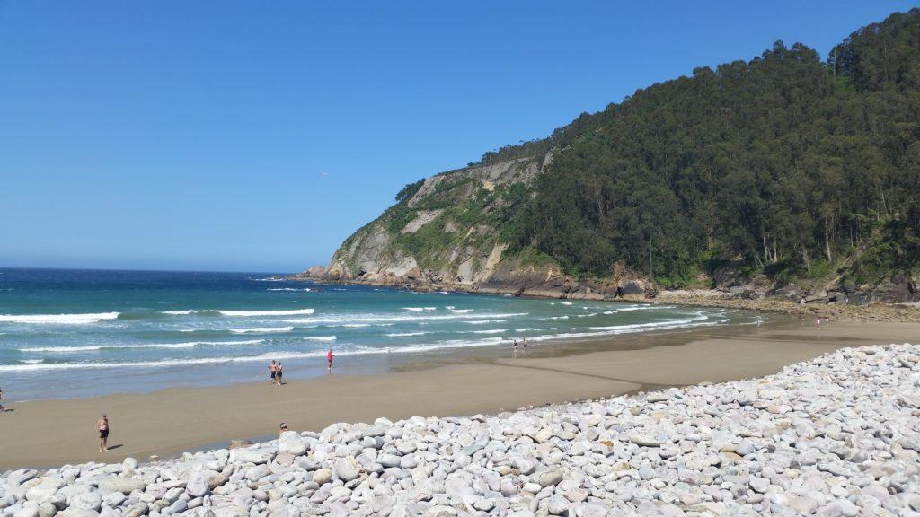 Отдых на лучших пляжах Астурии