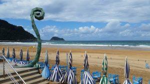 Отдых на побережье Страны басков