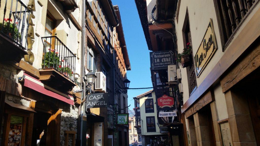 Знакомство с жизнью и бытом горных селений Пиков Европы