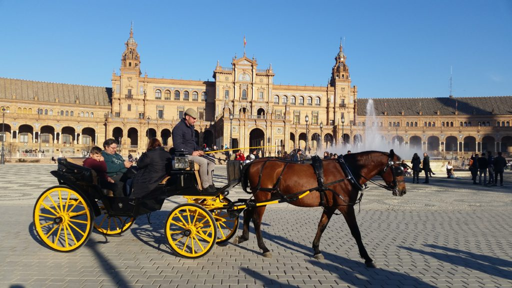 Экскурсии по Испании