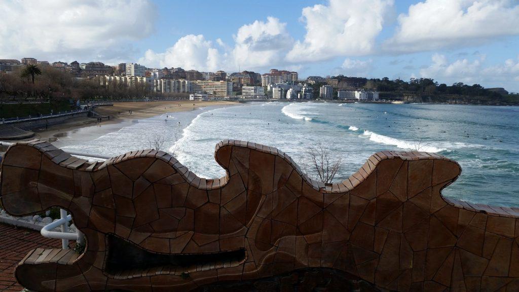 Отдых на лучших пляжах северной Испании