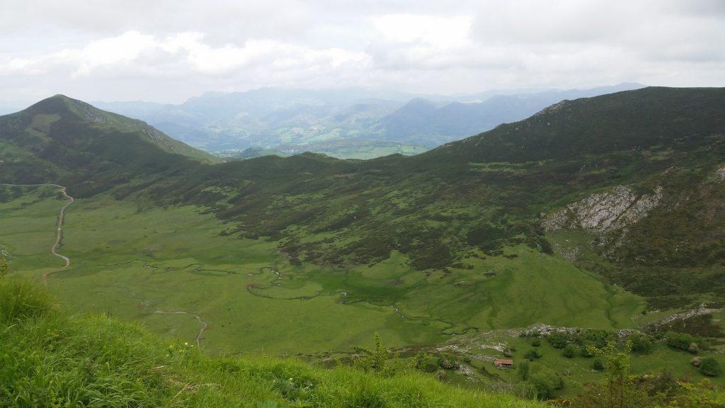 Поездки в горы на севере Испании