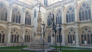 Посещение собора бургоса с гидом по северу Испании