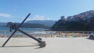 отдых на атлантическом побережье Испании
