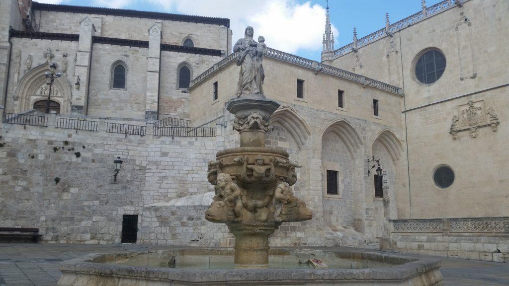 Главные религиозные сооружения Бургоса