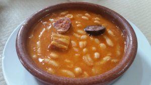 Посещение ресторанов местной кухни северной Испании