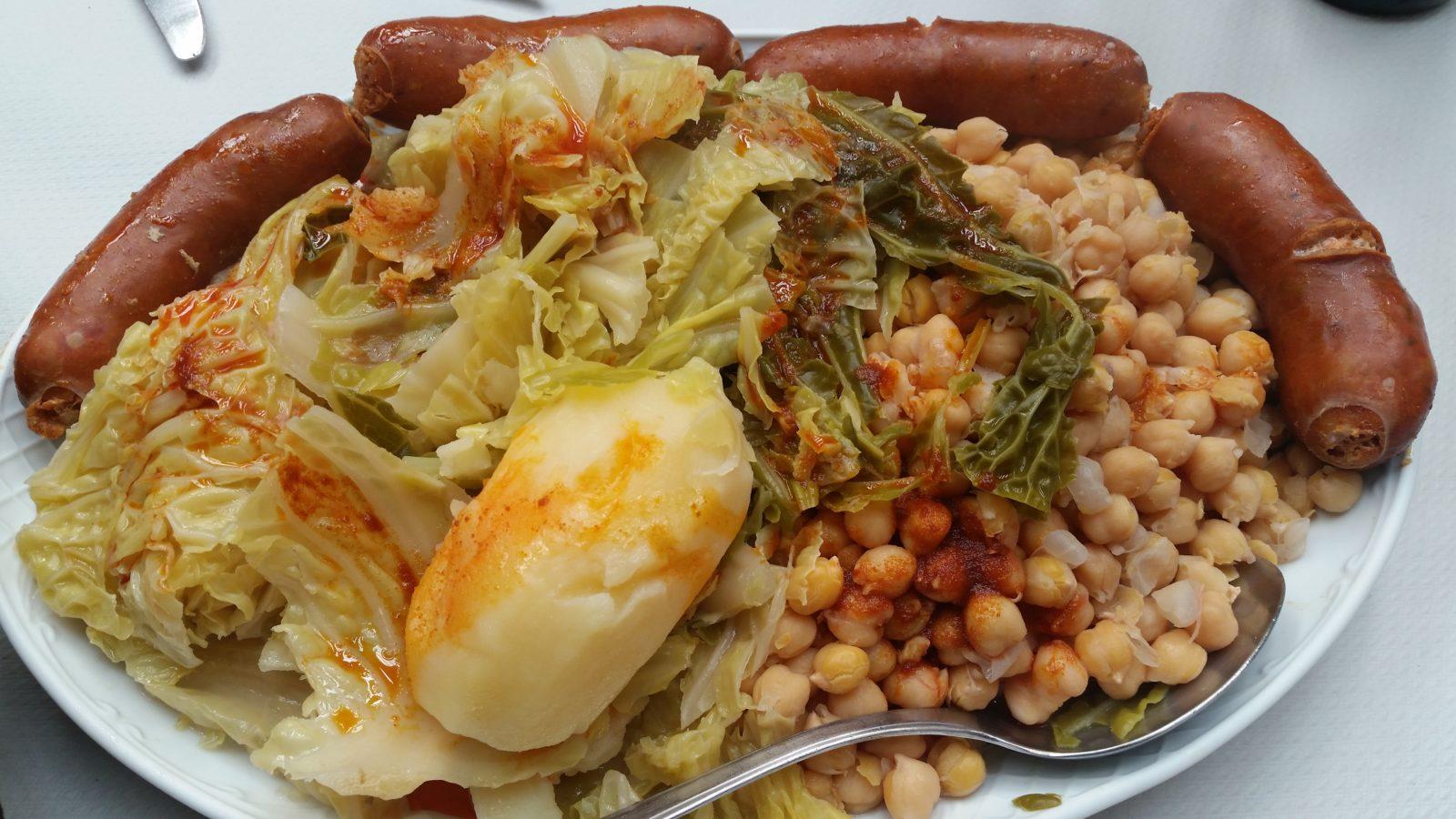 Дегустация главных блюд севера Испании